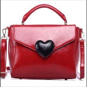 🆕I ❤️ These Handbags. Listing For The Red Bag